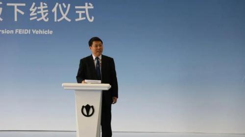 飞碟汽车与五十铃(中国)发动机战略合作成功签约