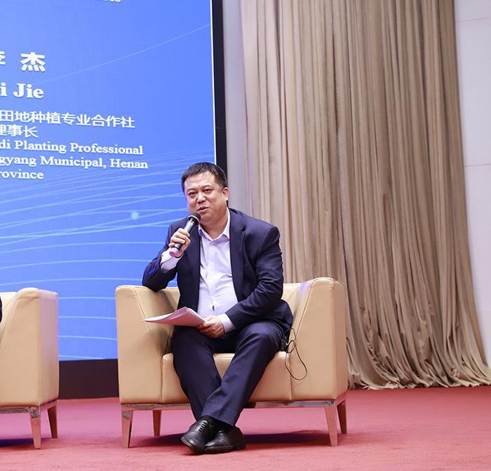 江西鑫邦生化有限公司董事长李志江就专家提问进行阐述.jpg